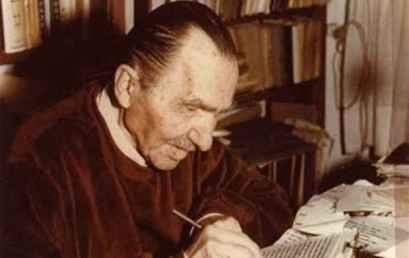 """Εσπερίδα στη μνήμη του Ν. Καζαντζάκη: """"Συντηρώ το μυαλό μου ακοίμητο"""": Μνήμη Νίκου Καζαντζάκη 1957-2017"""