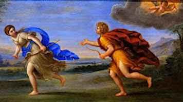Απόλλωνα και Δάφνη