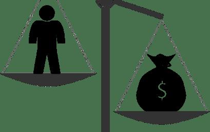 Η λατρεία του χρήματος