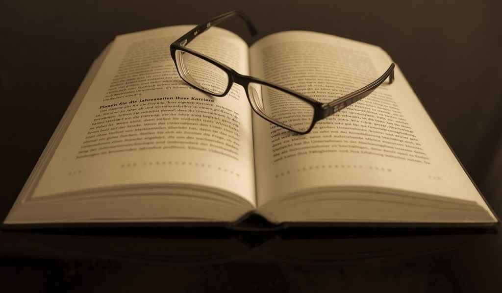Γιατί διαβάζω…