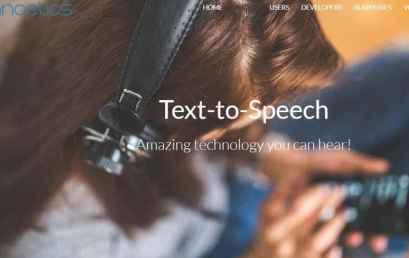 H ελληνική εταιρεία Innoetics που εξειδικεύεται στις τεχνολογίες φωνής εξαγοράστηκε από τη Samsung