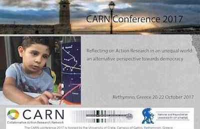 Διεθνές συνέδριο της Ένωσης Ερευνητών Δράσης (CARN)