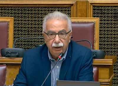 Οι τοποθετήσεις του Υπουργού Παιδείας, Έρευνας και Θρησκευμάτων  Κ. Γαβρόγλου στην Επιτροπή  Μορφωτικών  Υποθέσεων