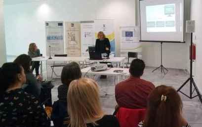 Η Εκπαιδευτική Ραδιοτηλεόραση στην επιμορφωτική διημερίδα «Τeachers4Εurope»
