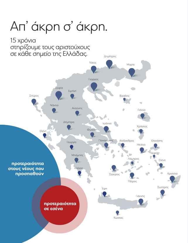 Βράβευση άριστων μαθητών των  Νομών Αττικής, Βοιωτίας, Εύβοιας και Φωκίδας από την Eurobank