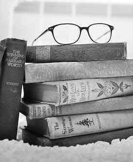 Όταν διαβάζω, η ομορφιά είναι παντού…
