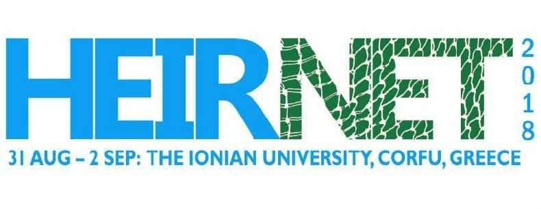 15ο Συνέδριο της HEIRNET (History Educators Research Network)