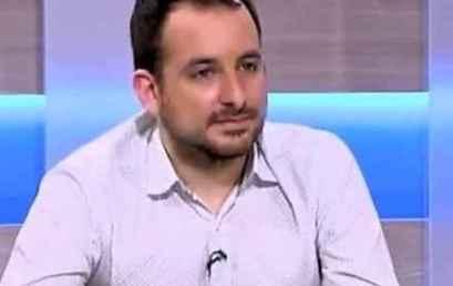 Πρώτη τηλεοπτική συνέντευξη του συγγραφέα Νέαρχου Κουρσάρου