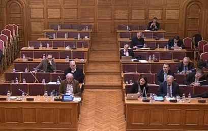 Ψηφίστηκε κατά πλειοψηφία στην Επιτροπή το σ/ν για την ίδρυση του Πανεπιστημίου Δυτικής Αττικής