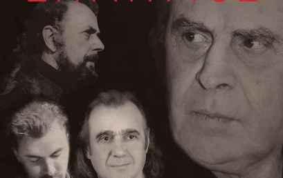 Το βιβλίο-CD «Επιτάφιος» κυκλοφορεί από τις εκδόσεις ΙΑΝΟS