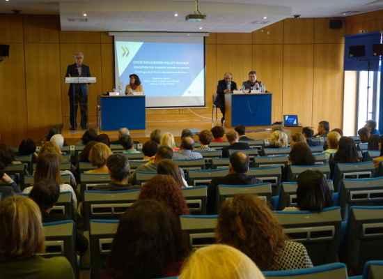 Παρουσίαση της έκθεσης του ΟΟΣΑ «Εκπαίδευση για ένα Λαμπρό Μέλλον στην Ελλάδα»