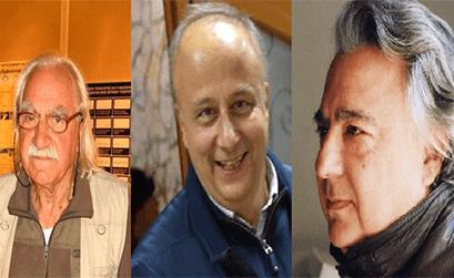 IANOS: «Από το αμπέλι στο θέατρο» | Ο Κώστας Καζαμιάκης ομιλεί αλλά και συνομιλεί με καλλιτέχνες