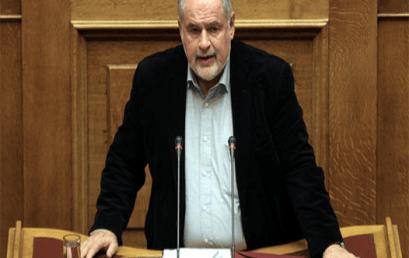 Η ομιλία του ΑΝΥΠ Κ. Φωτάκη κατά τη συζήτηση για την ψήφιση του Σ/Ν «Πανεπιστήμιο Ιωαννίνων, Ιόνιο Πανεπιστήμιο και άλλες διατάξεις»