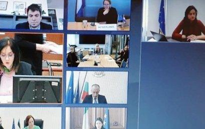 Τηλεδιάσκεψη των Υπουργών Παιδείας της ΕΕ κατόπιν πρωτοβουλίας της Νίκης Κεραμέως