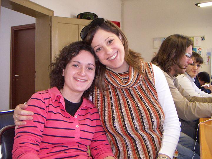 Chiara e Ilenia