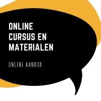 Online cursus en materialen