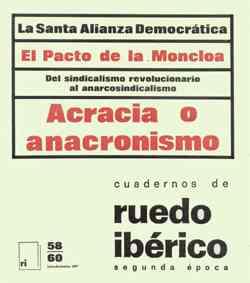 Cuadernos de Ruedo ibérico, 58-60, 1977