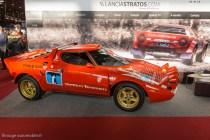 Rétromobile 2015 - Lancia Stratos