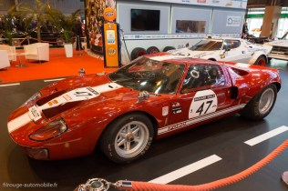 Rétromobile 2015 - Ford GT40