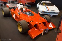 "Rétromobile 2015 - Ferrari 312 B3 ''spazzaneve"""