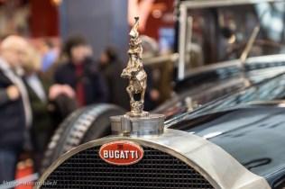 Rétromobile 2015 - Bugatti Royale