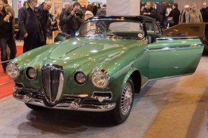 Rétromobile 2015 - Lancia Aurelia B52 Vignale de 1953 - collection Lopresto