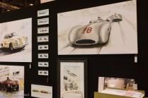 Rétromobile 2015 - La galerie des artistes