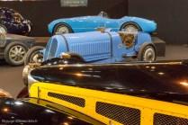 Rétromobile 2015 - Ambiance Bugatti / Talbot