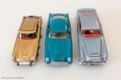 Aston Martin DB5 et DB6 - Corgi Toys, Solido, Dinky Toys - une question d'échelle