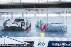 24 Heures du Mans 2015 - Porsche