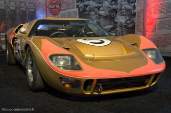 Ford GT40 Mk2 - 3ème aux 24 Heures du Mans 1966