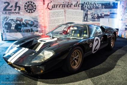 Ford GT40 Mk2 - 1ème aux 24 Heures du Mans 1966 (réplique)