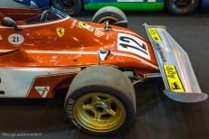 Rétromobile 2016 - Ferrari 312T Lauda 1975