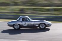 Jaguar Type E compétition - Armand Mille