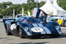 Lola T70 MKIII B 1971 de Richard Mille