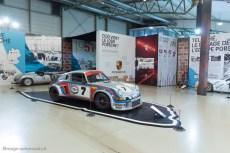 Porsche at Le Mans - Musée des 24 Heures - vue générale