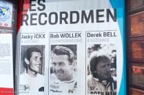 Porsche at Le Mans - Musée des 24 Heures - les pilotes vainqueurs