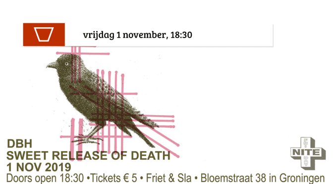 FridayNITE w/ DBH & The Sweet Release Of Death | De Machinefabriek