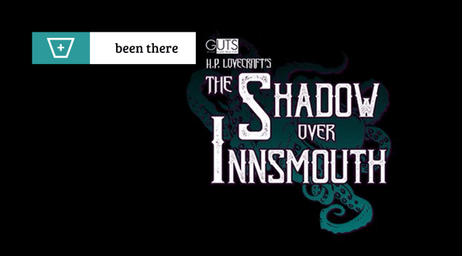 Met The Shadow Over Innsmouth toont GUTS lef