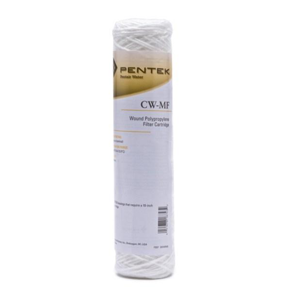 Pentek 155187-43 CW-MF Polypropylene String Wound Filter