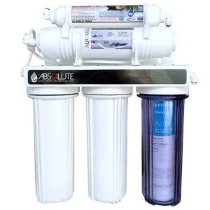เครื่องกรองน้ำ Absolute UF (Ultra Filtration) 5 ขั้นตอน รหัส AB05UFS
