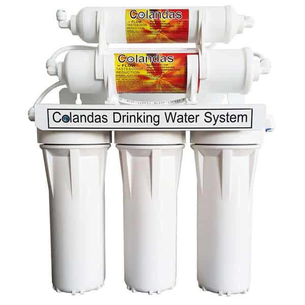 เครื่องกรองน้ำ Colandas 5 ขั้นตอน ธรรมดา