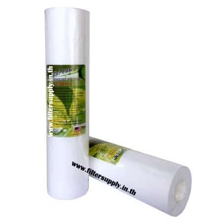 ไส้กรองน้ำ PP Sediment UniPure Green ขนาด 10 นิ้ว