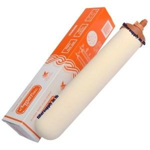 ไส้กรองน้ำ Ceramic British Portacel Orange หัวเกลียว