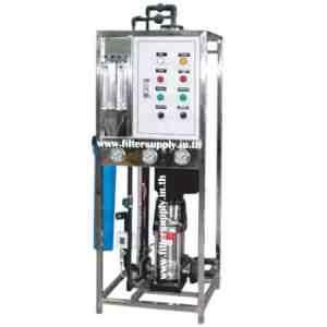 เครื่องผลิตน้ำอาร์โอ (RO) อุตสาหกรรม กำลังการผลิต 6000 ลิตรต่อวัน (6Q) เฟรมเล็ก