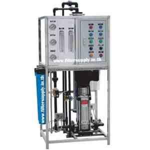 เครื่องผลิตน้ำอาร์โอ RO อุตสาหกรรม กำลังการผลิต 6,000 ลิตร/วัน