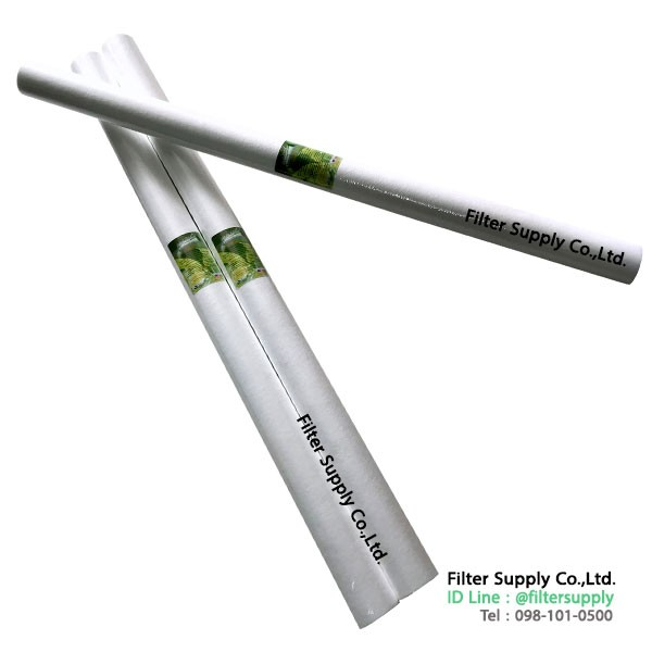 ไส้กรองน้ำ PP UniPure Green 40 นิ้ว 5 Micron
