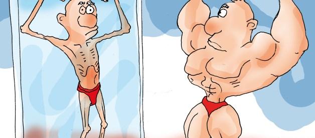 Bigorexia – Anorexie inversată