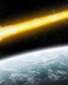 Capu la cutie, mai trece un asteroid