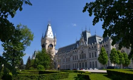 De vizitat – Palatul Culturii din Iași